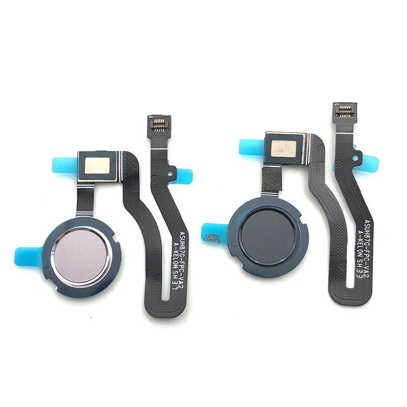 """Für Asus zenfone 5 ZE620KL 6,2 """"Home Taste FingerPrint Touch ID Sensor Flex Kabel Band Ersatz Teile"""