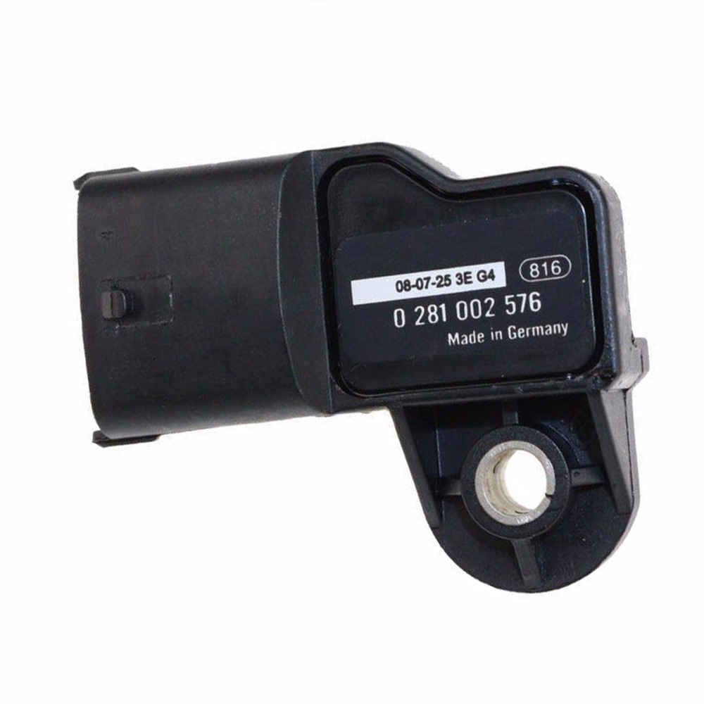 MAP Sensor Manifold Absolute Boost Pressure Sensor For Volvo FH FM Renault Kerax Midlum DAF CF LF 0281002743 0281002576