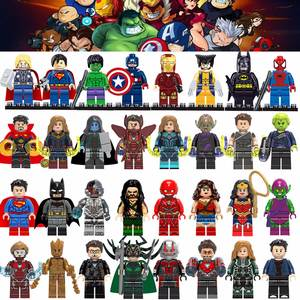 HAPPY MONKEY LEGOINGLY Marvel Avengers Toys Figures