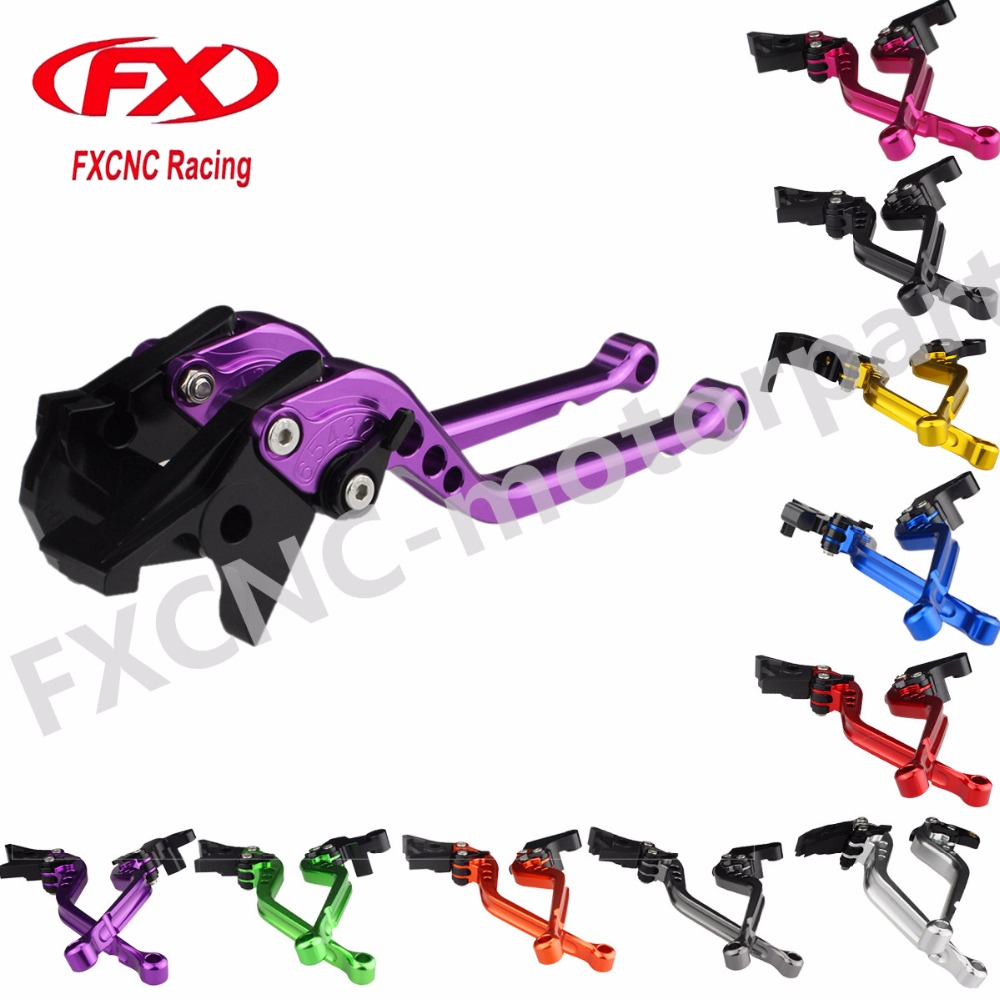 FX CNC Motorcycle Adjustable Long Brake Clutch Levers For MOTO GUZZI BREVA 750 V7 Racer Classic Stone Special Bobber/Roamer adjustable cnc aluminum clutch brake levers with regulators for moto guzzi breva 1100 2006 2012 1200 sport 07 08 09 10 11 12 13