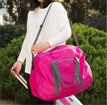 Beallerry Large Capacity Men/Women Waterproof Travel Bag Casual Duffles Handbag Luggage Obag Bag