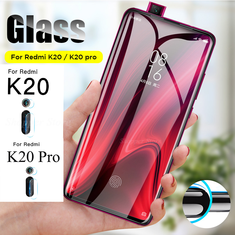 For <font><b>Xiaomi</b></font> Redmi K20 Full Cover Tempered Glass Screen <font><b>Protector</b></font> For <font><b>Xiaomi</b></font> Redmi K20 Pro <font><b>Camera</b></font> Glass For <font><b>Xiaomi</b></font> <font><b>Mi</b></font> <font><b>9T</b></font> Pro RU image