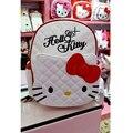 De alta Calidad de Hello Kitty Mochila De Peluche Niñas Ratón Mochilas Bolsos de Escuela de Dibujos Animados Los Niños Mochila Escolar de Las Niñas Niño