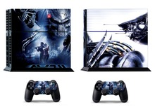 Aliens 257 PS4 Skin PS4 Sticker