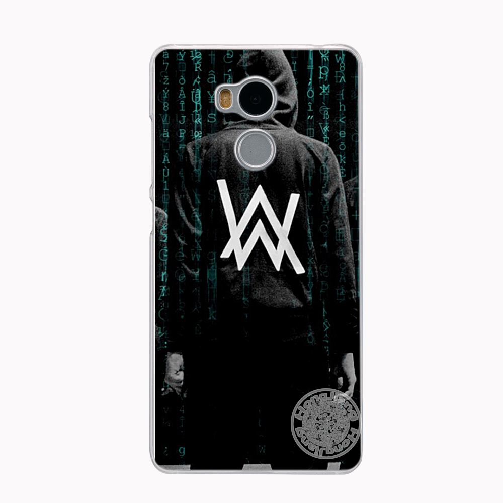 US $1.61 45% OFFHAMEINUO alan walker faded Cover phone Case for Xiaomi  redmi 4 4A 1 1s 2 3 3s pro redmi note 4 4X 5A-in Half-wrapped Cases from