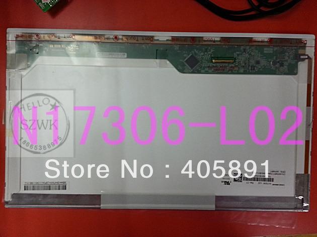 brand new  LP173WD1 TLA1 N17306-L02 LTN173KT01 for 17.3 inch LED laptop screen