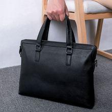 Брендовый мужской портфель baqi мужские сумки Модная компьютерная