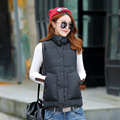 women down vest 2017 autumn and winter white duck down soft warm waistcoat plus size 3XL female outwear brand vest coat