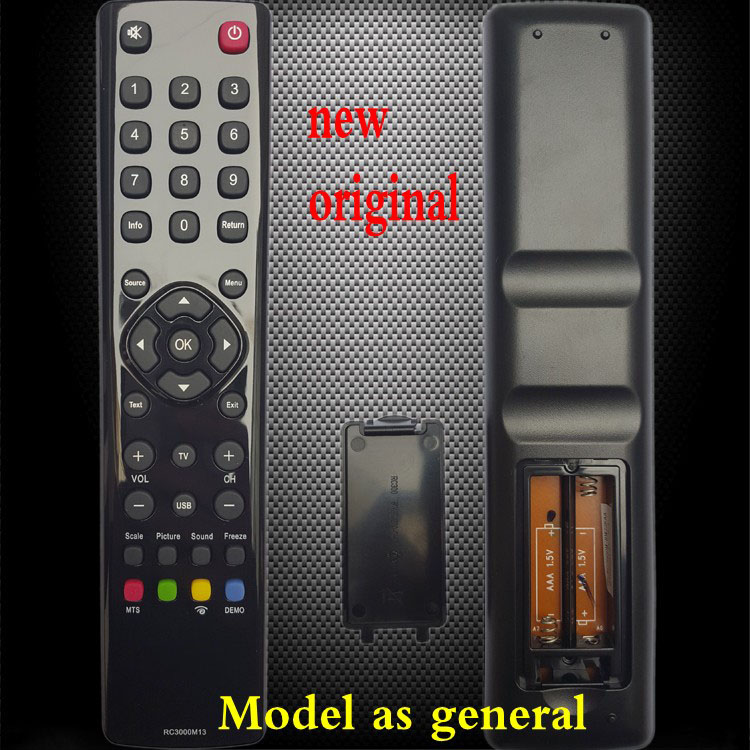 New Original Remote Control onida rc3000m13 for tcl LCD TV