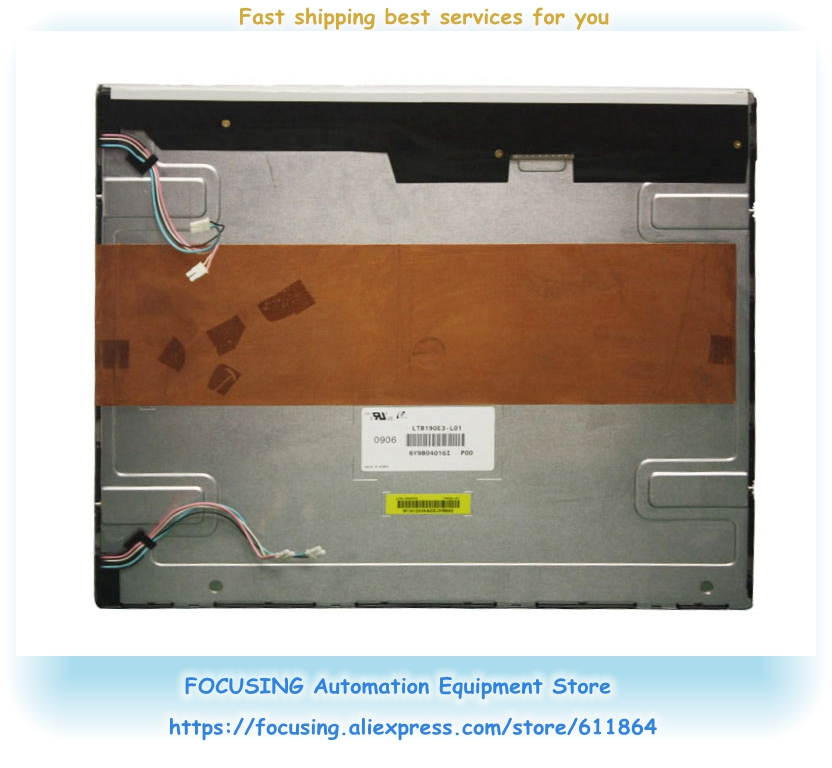 LTB190E3-L01 LCD Screen display panelLTB190E3-L01 LCD Screen display panel