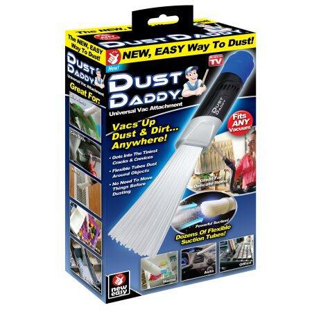 Dust cleaner dirt remover multi-function cleaning accessory Dust Daddy as seen on tv dust daddy cleaning tools cleaner brush for vents keyboards drawers car crafts jewelry plants rattan dirt remover