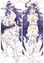 Персонаж Аниме overlord albedo декоративный обнимающий чехол