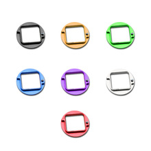 52mm 58mm Lens Filter Adapter Ring Cowl Mount For GoPro HD Hero three 7 Colours in inventory