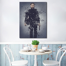 John Wick Minimalist Canvas Posters Prints Abstract Wall Art Painting Oil Decorative Picture Bedroom Home Decoration Artwork HD