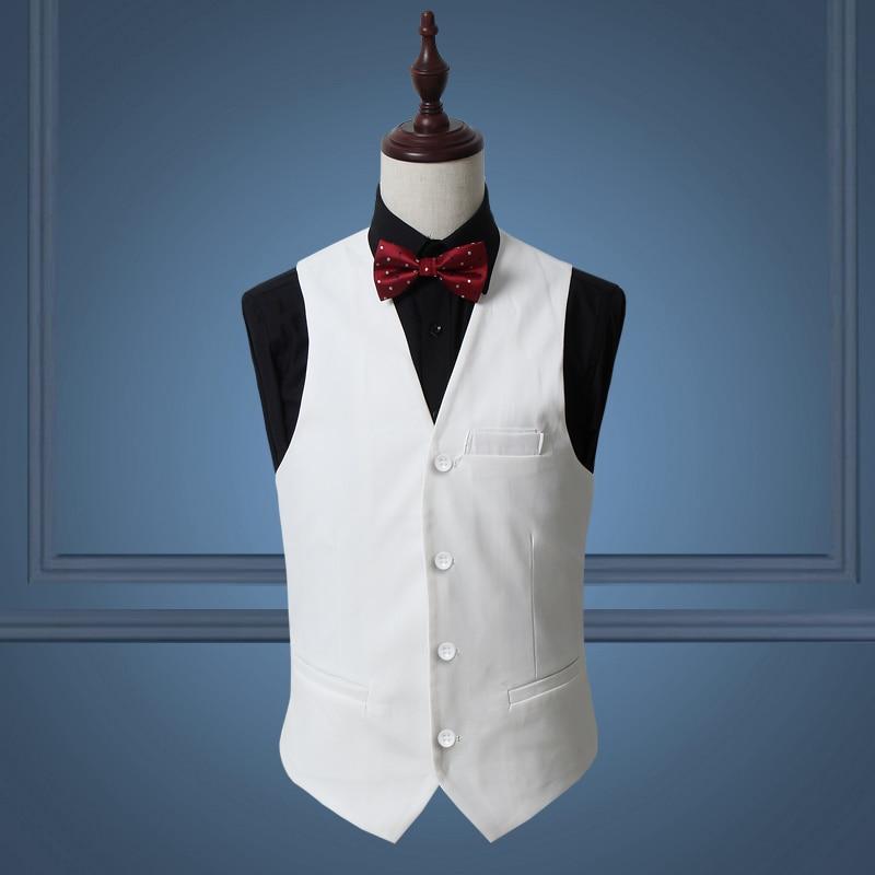 Black dress vest 5x