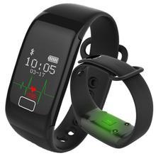 K18S умный Браслет фитнес таккера монитор сердечного ритма сна трекер Smart Wristand для Samsung IOS LG ASUS смартфон