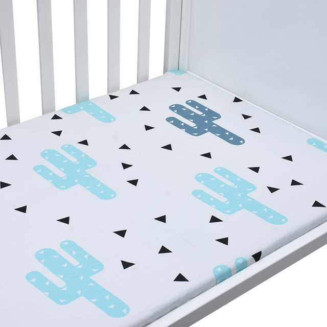 Baby Bed Fitted Sheets