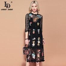 модное LD 2019 платье