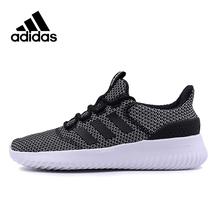 Intersport Original New Arrival Official Adidas NEO Men's Low Top Breathable Skateboarding Shoes Sneakers