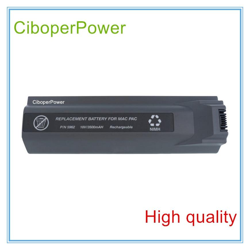 Высокое качество 3500 мАч Батарея для Mac 3500 5000 5500 HD 900770 001 PAC