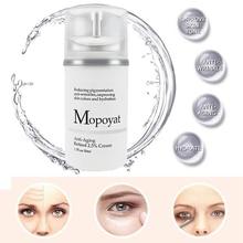 2019 Hyaluronic Acid Organic Retinol Moisturizer Face Cream Anti-aging Eye Vitamin E and Green Tea Whitening