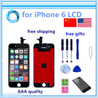 Mobile Phone Lcd Display Touchscreen With Digitizer Home Button Front Camera Replacement Part Assembly For Iphone5