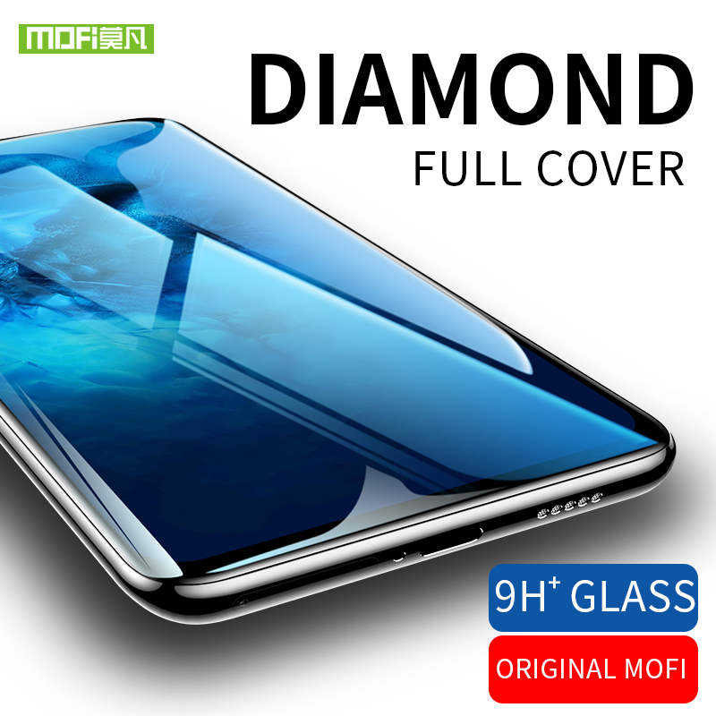 Mofi for xiaomi pocophone f1 glass film screen protector poco f1 full cover tempered glass pocof1 for xiaomi pocophone f1 glass in Phone Screen Protectors from Cellphones Telecommunications