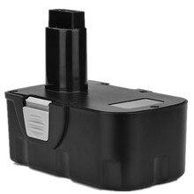 LPD 18 В 2000 мАч ni-cd Мощность инструмент Батарея для Интерскол H18 замена Аккумуляторная дрель Батарея
