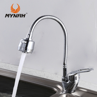 Russia Free Shipping Kitchen Faucet Free Transform Water Outlet Angle Arbitrary Regulation 2016 Explosion Models