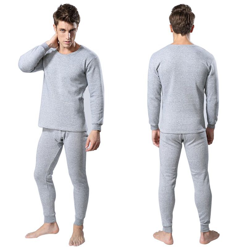 Popular Cotton Thermal Underwear Men-Buy Cheap Cotton Thermal ...