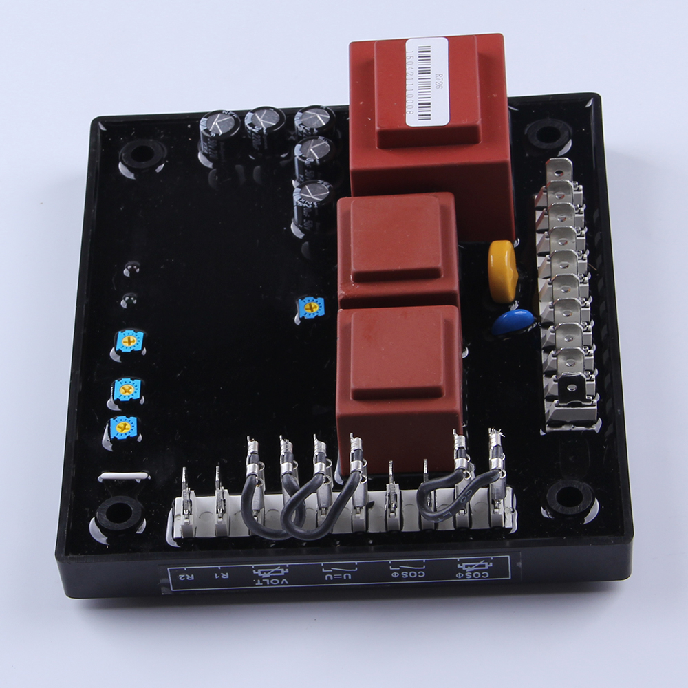 medium resolution of r726 generator avr circuit diagram genset repair electronic component supply diesel power regulator automatic voltage regulator in generator parts