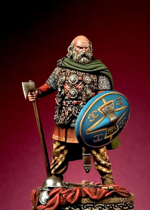 Scale Models 1/32 54mm Briton warrior, 1st century A. C. 54mm figure Historical WWII Resin Model Free Shipping