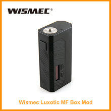 Original Wismec Luxotic MF Box Mod 100W Wattage 7ml Squonk e-liquid Capacity 510 Thread Electronic Cigarette(China)