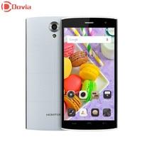 Homtom ht7 5.5 인치 3 그램 휴대폰 안드로이드 5.1 mtk6580 쿼드 코어 1.0 천헤르쯔 1 기가바이트 ram 8 기가바이트 rom gps 웨이크 제스
