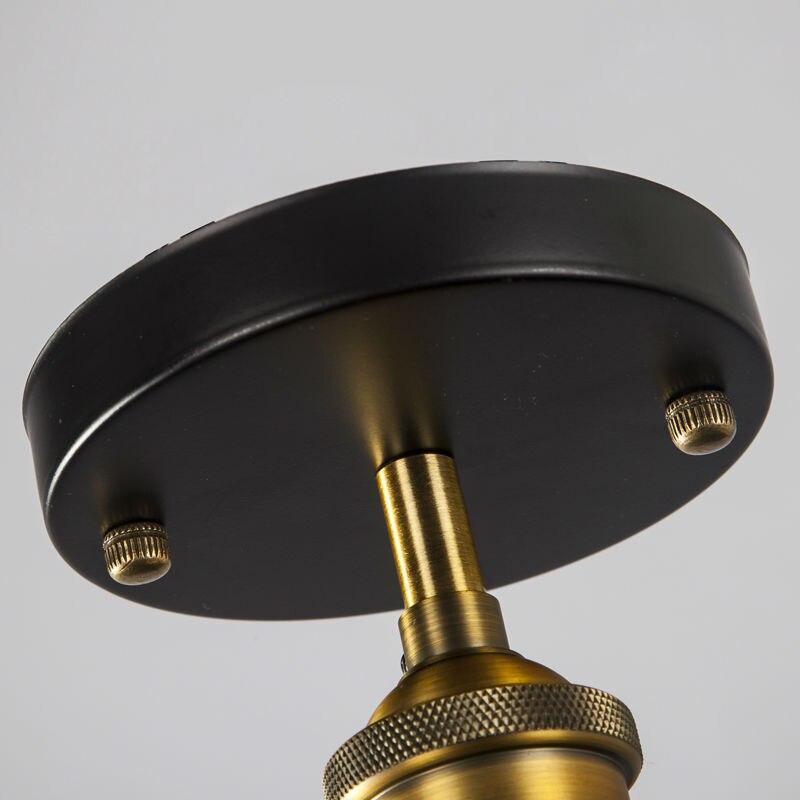 Vintage առաստաղի լամպեր Ամերիկյան ոճով - Ներքին լուսավորություն - Լուսանկար 3