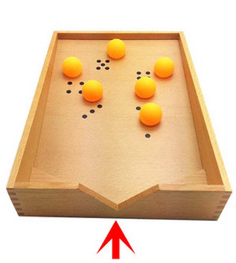 Nouveau bébé jouet Montessori bois soufflant boîte éducation de la petite enfance préscolaire formation enfants jouets bébé cadeau - 2