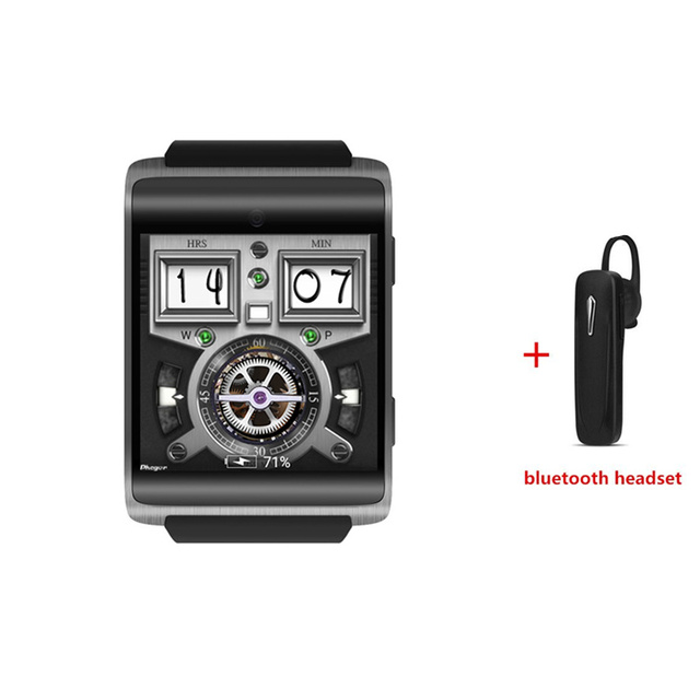4c1fdc7d3d6 4G SmartWatch Android DM2018 MTK737 1GB+16GB Heart Rate Monitor WiFi GPS  Smart Watch for amazfits watch PK KW88 Q1 pro M9 H5