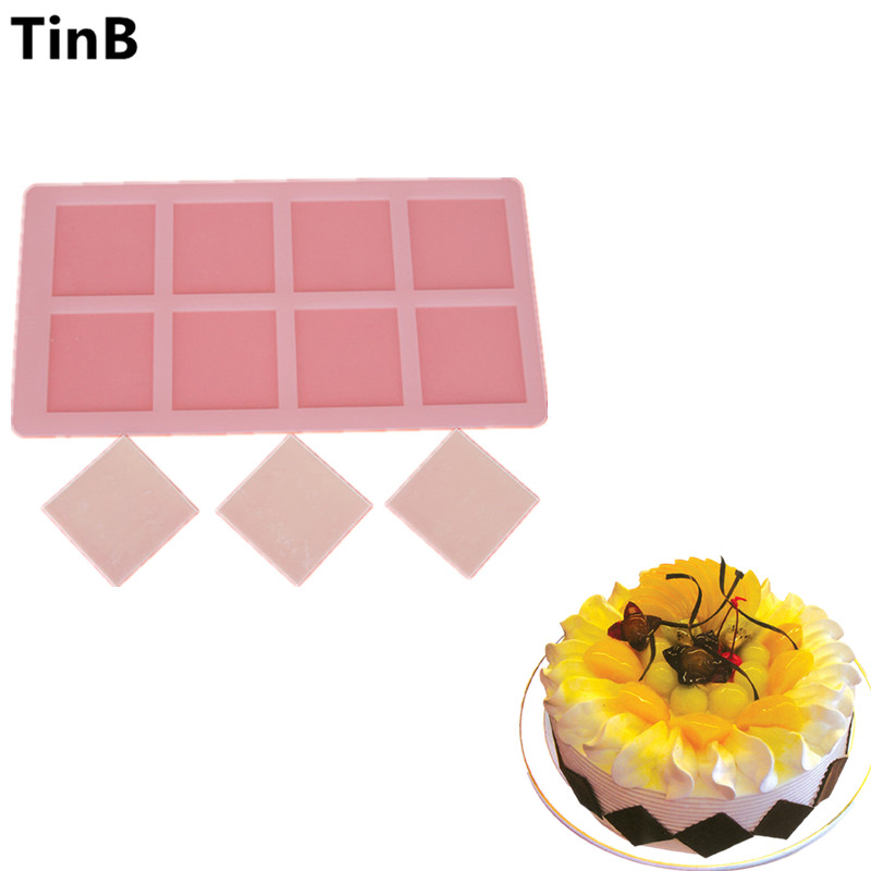 Chocolate Molds For Cake Decorating