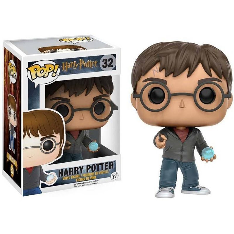 Funko pop Official Harry Potter - Harry Potter with Prophecy Vinyl Figure Collectible Model Toy with Original Box top new cnc motorcycle brakes clutch levers for aprilia capanord 1200 dorsoduro 1200 falco sl1000 accessories free shipping