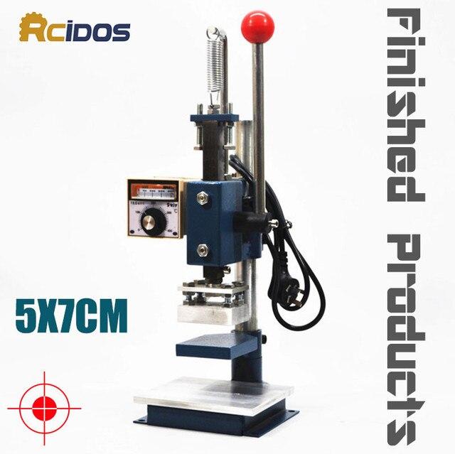 Aliexpress.com : F57 Manuelle fertigprodukte RCIDOS Stanzen Maschine ...