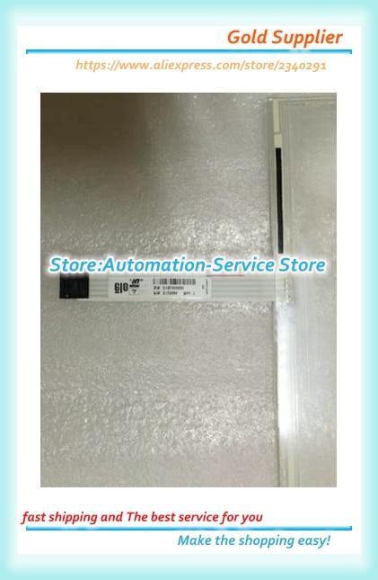 E123364 GläNzend Unter Der Voraussetzung Neue Touch Screen Glas Panel Verwenden Für P/n Unterhaltungselektronik Bildschirme