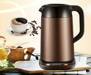 Electric kettle household 304 stainless steel thermostat automatic breaking