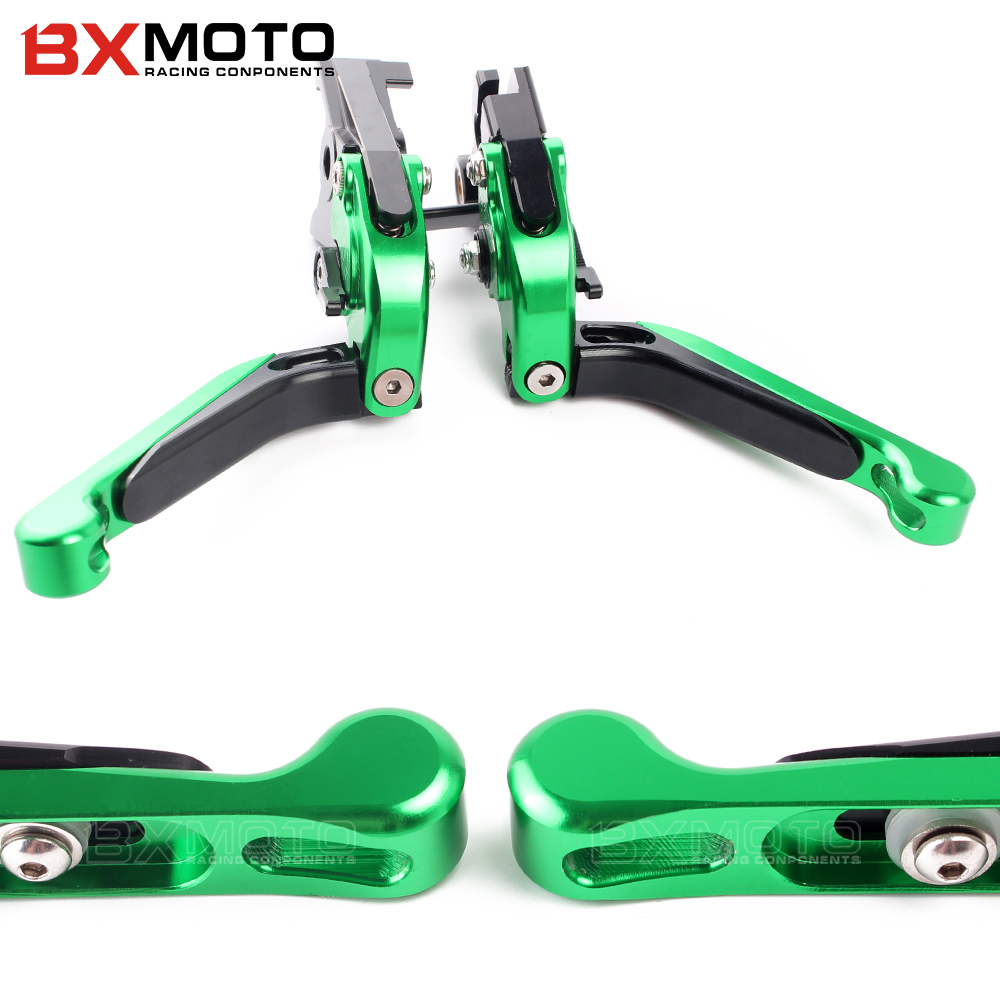 Motorcycle Accessories parts Cnc Aluminum Brake Clutch Lever Set For Kawasaki Z1000 2007-2016 Z1000SX/NINJA 1000/TOURE 2011-2016