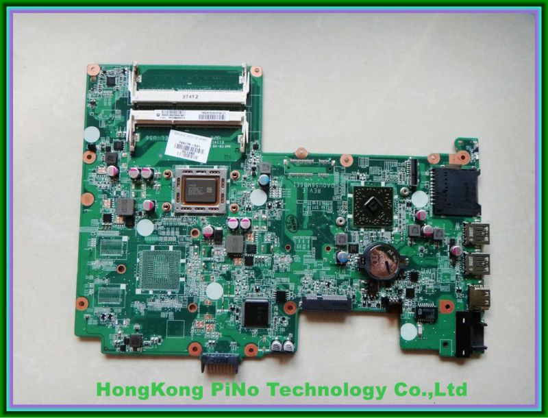 709175-501 709175-001 For HP Pavilion 15 Series  Laptop Motherboard DA0U56MB6E0 Mother board 100% tested laptop notebook motherboard system board 734826 501 734826 001 for hp pavilion touchsmart 15 15 n a4 5000m series 100% tested