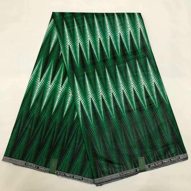 Người Hà Lan sáp tissu africain 100% cotton vải Châu Phi sáp in vải 6 thước thật đẹp ankara Châu Phi sáp in vải mặc