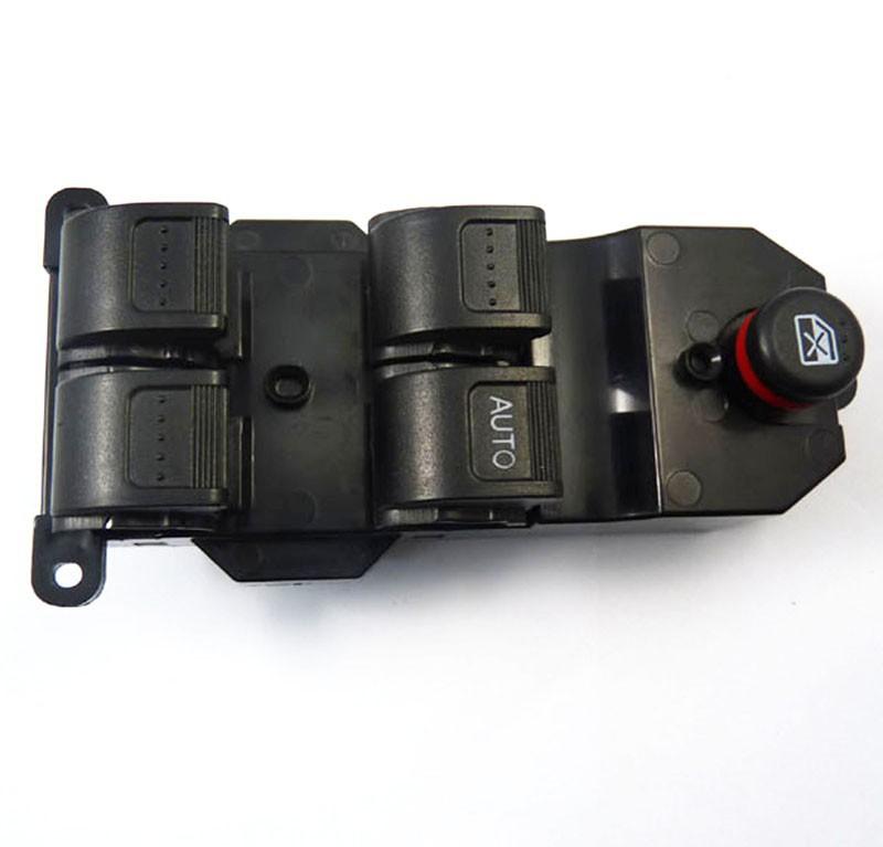 новый электрический главного переключателя электрических стеклоподъемников передний правый руль сторона для Хонда Цивик 2001 2002 2003 2004 2005