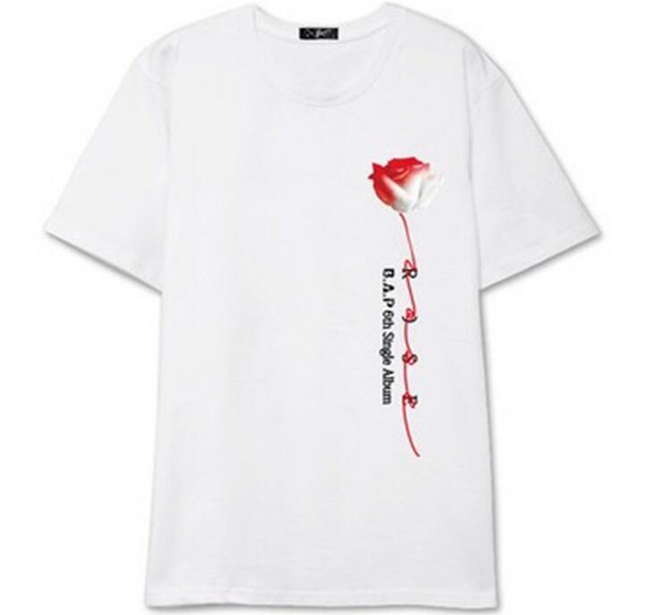 Frauen Kleidung & Zubehör Kpop Monsta X Konzert Gleichen Die Verbindung Druck O Neck T Shirt Für Sommer Stil Fans Unisex Unterstützende Kurzarm T-shirt Oberteile Und T-shirts
