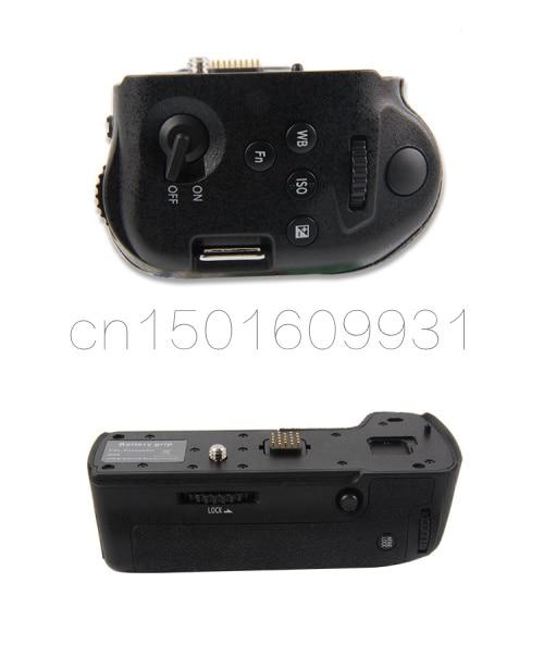 цена на DMW-BGGH5 Battery Grip Holder for Panasonic DMW-GH5 GH5 Camera DMW-BGGH5GK DMW-BLF19 BLF1