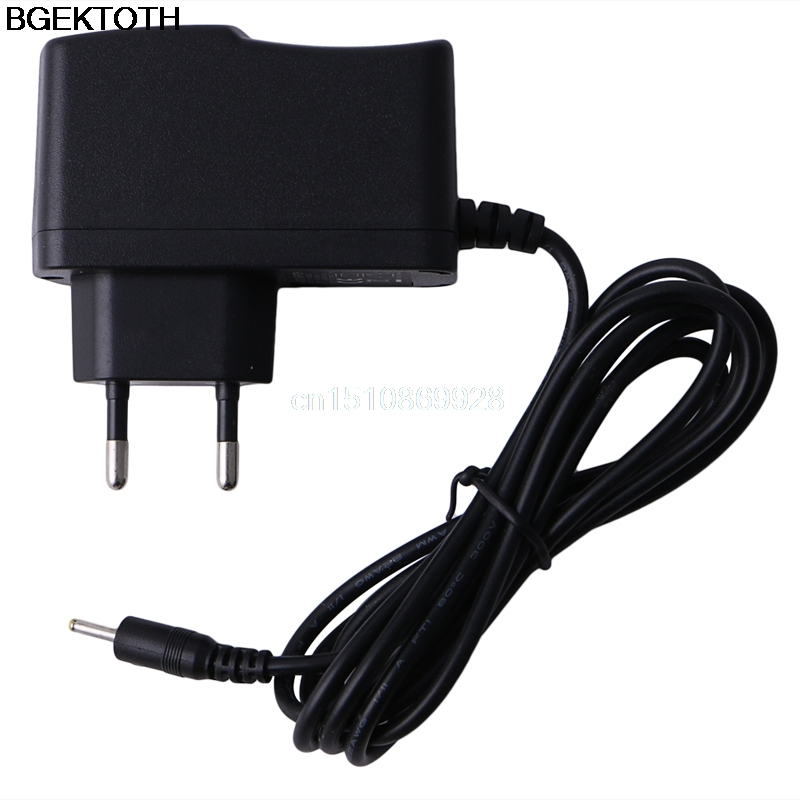 Universal EU Power Adapter AC Supply Charger 5V 2A 2.5mm for Android Tablet PC