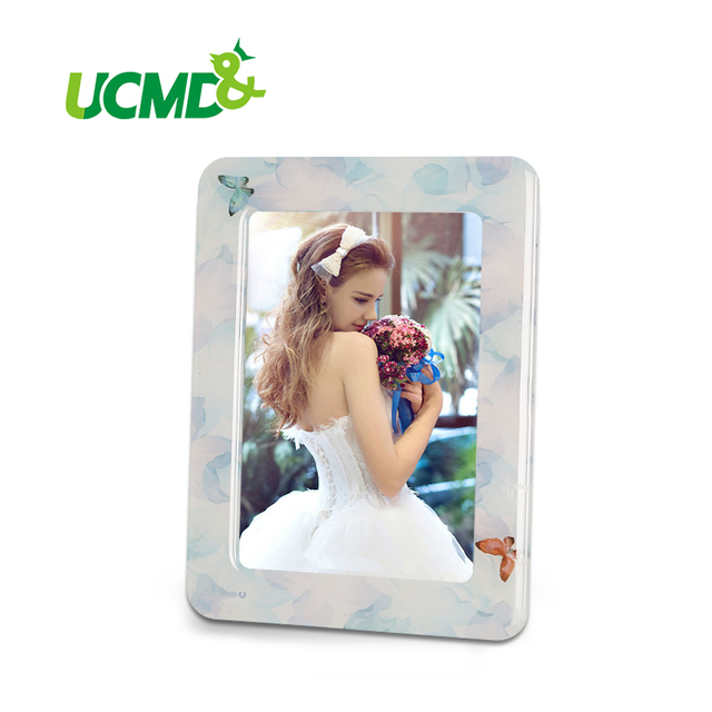 Decorative Fridge Magnet Photo Frame For Polaroid Photo Colorful